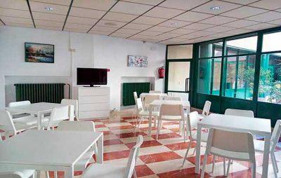 Estrenamos sala multiusos en la residencia Misioneras de Huesca