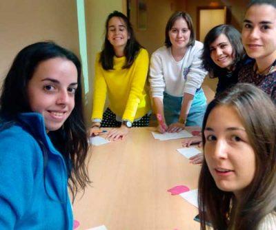 Bienvenida a la residencia de Huesca, vuestro segundo hogar!