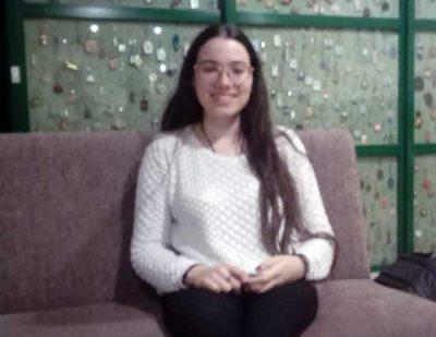 Visita sorpresa de Natalia