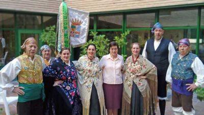 Concentración de los Centros Culturales Aragoneses