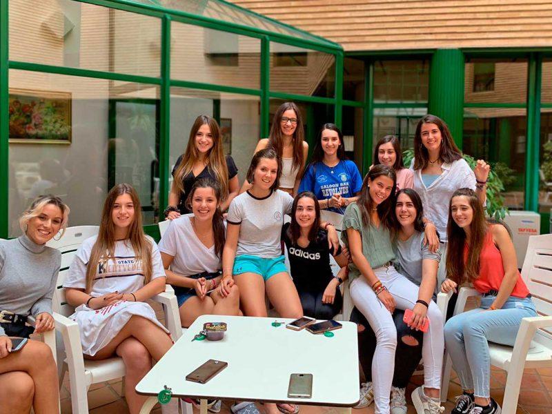 Residencia de estudiantes Misioneras de Huesca