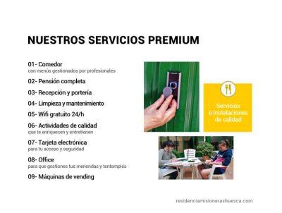Ya puedes solicitar tu plaza en la residencia de estudiantes en Huesca.